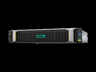 Система хранения HPE MSA 2052 для сети SAN