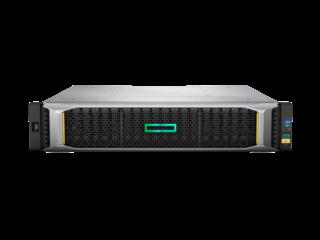 Система хранения HPE MSA 2040 для сети SAN