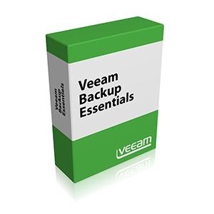 Veeam Backup Essentials v8